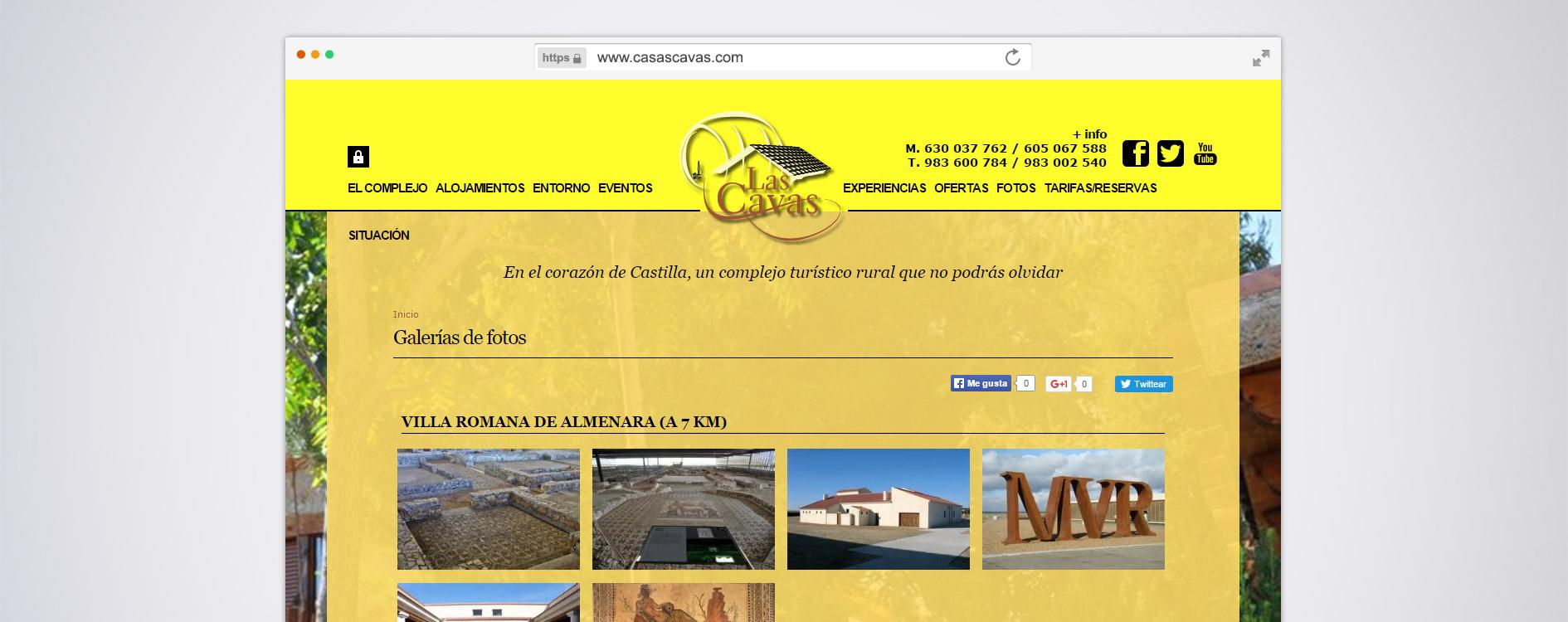 Casas Rurales las Cavas