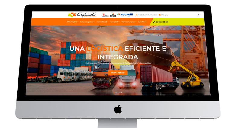 CYLOG Estrategia Regional en materia de logística