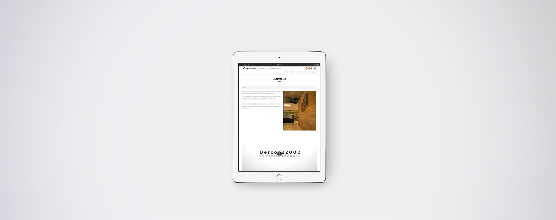 Dercons2000 - Tablet