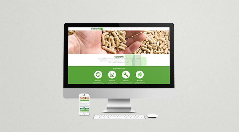 Solbiom Soluciones con Biomasa
